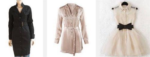 blouse-jurken