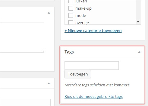 tags-hastags-wordpress