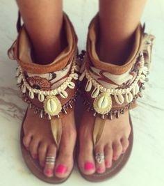 ibiza-stijl-schoenen