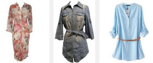 blouse-jurk