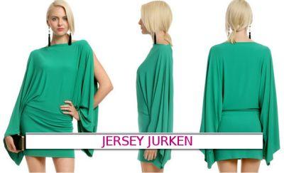 jersey-jurken